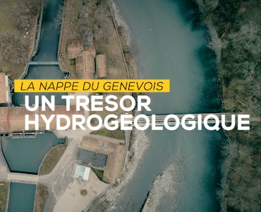 Nappe du Genevois - Un trésor hydrologique | Portfolio inovatio media